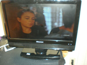 """20"""" Hisence LCD TV In Good Condition"""