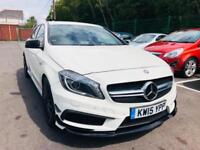 ***Mercedes-Benz A45 2.0 4X4 4MATIC AMG Dct 2015***