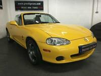 Mazda MX-5 1.6i Arizona Convertible 2d 1597cc