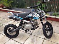 110cc welsh pit bike
