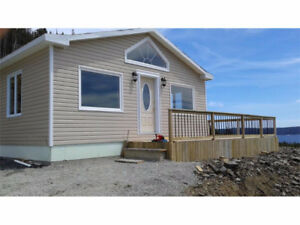 New Cottage Available on Bell Island