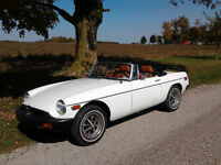 Mighty fine little MGB