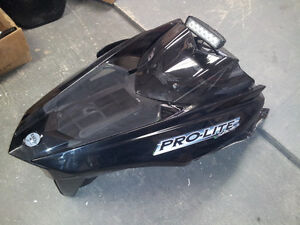 Arctic Cat ProclimbM8 BDX hood,Tank,pipes,tank,fuel pump