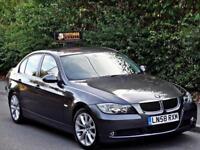 2008 BMW 3 Series 2.0 318d SE Edition 4dr