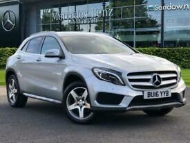 image for 2016 Mercedes-Benz GLA-CLASS GLA 220 CDI 4MATIC AMG Line Auto Off-Roader Diesel