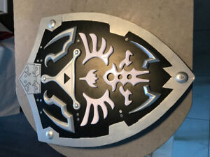 Legend of Zelda Dark Link Shield
