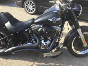 2010 Harley Davidson Fat Boy