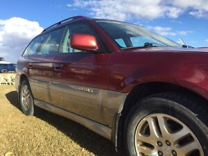 2001 Subaru AWD awsome winter car make an offer!