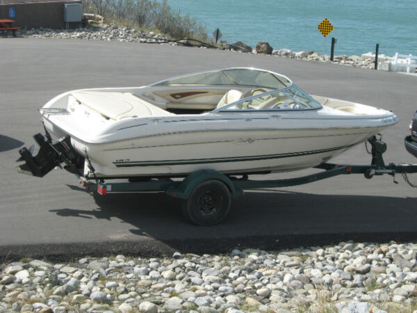 Used 2001 Sea Ray Boats 185 BR