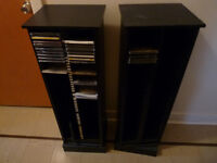tour cd dvd 200 emplacements pivotantes