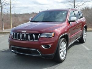 2017 Jeep GRAND CHEROKEE LIMITED LOADED! SAVE OVER $17,000!!