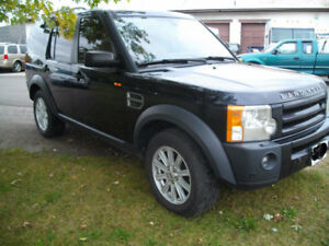 2007 Land Rover LR3 SUV , 4x4  (if you see ad its for sale