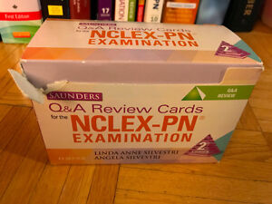 Practical Nursing - CPNRE Prep. by Saunders Review Cards