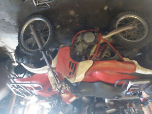 Part out yamaha yz80