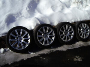 Audi mags and summer tires