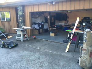 REMAINING ITEMS: Campbell River Garage Sale - 4387 Barclay