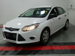 2014 Ford Focus S   - Bucket Seats - $98.54 B/W