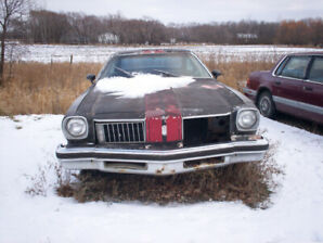 1975 OLDS CUTLASS 442 455c.i.
