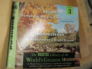 16LP set-The Webster Library of The Worlds Greatest Music 1977 London Ontario image 4