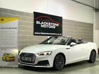 Audi A5 CABRIOLET 2.0 TDI S line Cabriolet S Tronic (s/s) 2dr Auto Convertible D