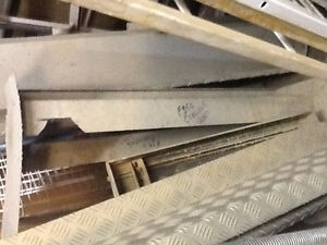 Aluminum Running Boards for FORD F350 Crew Cab 2001 $40
