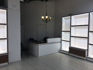 Store Display Shelving and Fixture for sale (Best Offer)
