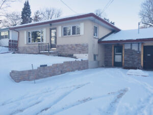 Two-bedroom home for rent - Elvins Street - Available Jan. 1st