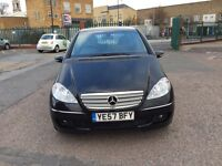 Mercedes-Benz a class 2007 petrol 1.7 Manuel full-service