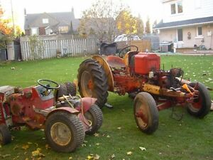 Sears old ST 16 yard tractor with snowbler. Kitchener / Waterloo Kitchener Area image 3