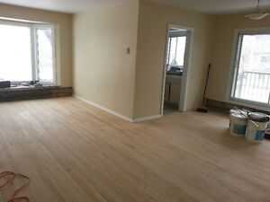 DORVAL- 4.5 with Bay Window and Renovations - July / August !