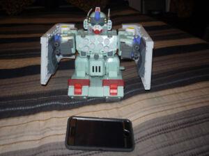 SD Gundam Transformer/Toy - For Sale