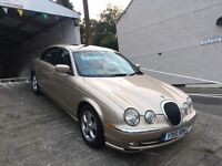 Jaguar s type 3.0 v6, immaculate car, service history