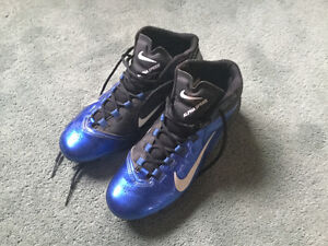 Nike Alpha Speed football cleats US size 9.5