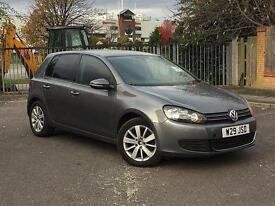 A Superb VW Golf 1.6 TDI MATCH 105PS Very Cheap To Run With Fantastic Fuel Consu