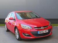 Vauxhall Astra 2.0 CDTi 16V SE [165] 5dr Auto