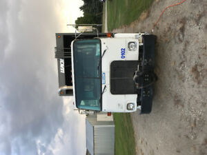 1994 GMC Expeditor packer garbage truck