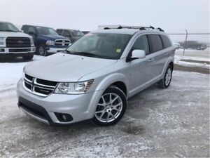 2012 Dodge Journey R/T-3RD ROW-LOADED