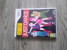 Wii game Just Dance