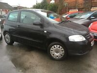 Volkswagen Fox 1.4 URBAN (black) 2009