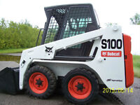 bobcat S100   hard to find size