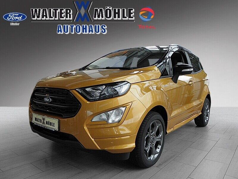 Ford EcoSport ST-Line Fordpass Connect DAB B&O