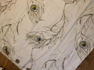 Custom Lined Curtains