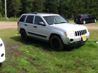 $$$ 2005 Jeep Grand Cherokee Laredo SUV, Awd $$$