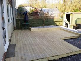 Gardener/Fencing/Summer houses/Decking/Patio...