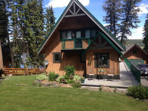 Horse Lake Home Available October 1st