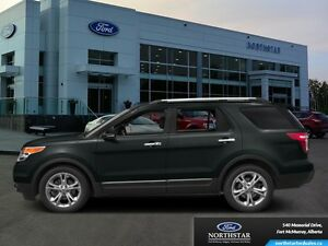 2014 Ford Explorer Limited  - Leather Seats -  Bluetooth - $235.