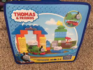 New! Thomas & friends mega Bloks Sodar wash down bag set Kitchener / Waterloo Kitchener Area image 1