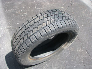 4 Used Snow Tires