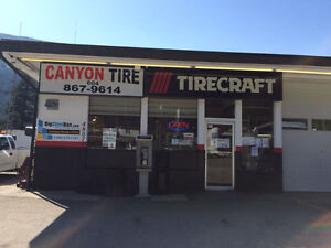Established,Profitable Automotive Care and Tire Sales Shop