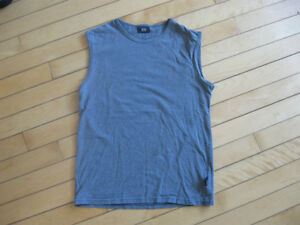 Men's small t-shirts and muscle shirts